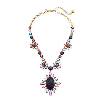 Kate Spade New York Night Sky Statement Pendant Necklace