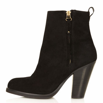 ANGEL Western Ankle Boots