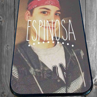 Matthew Espinosa for iPhone 4/4s/5/5S/5C/6, Samsung S3/S4/S5 Unique Case *95*