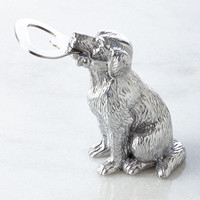 Labrador Bottle Opener - Arthur Court