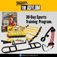 INSANITY: The ASYLUM Deluxe Kit - 30-day DVD Workout