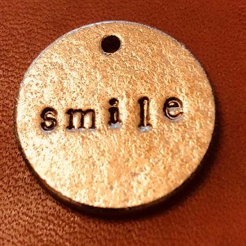 A Teeny Tiny Reminder: Smile