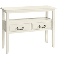 Anywhere Console Table - Antique White