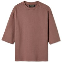 Yeezy Season 1 Short Sleeve Crew Sweat