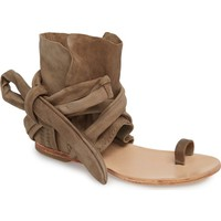 Free People Delaney Flat Bootie Sandal (Women) | Nordstrom