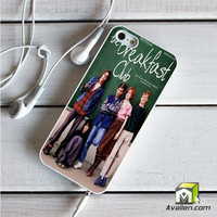 The Breakfast Club Quote iPhone 5 5S Case by Avallen