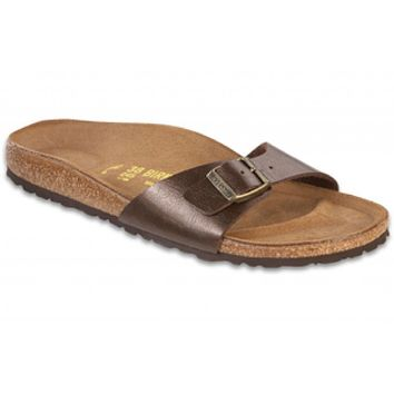 Women's Madrid - Narrow Footbed -  in Toffee by Birkenstock