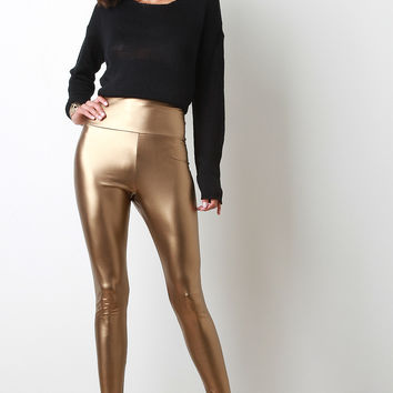 Lustrous Kiss Leggings