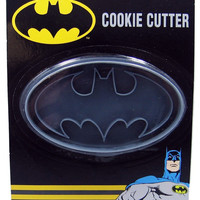 """DC Comics Batman Logo"" Cookie Cutter"