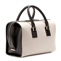East/ West Victoria Leather Tote ∇ Victoria Beckham » mytheresa