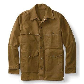 Filson Alaska Fit Tin Cloth Cruiser Jacket - Men's