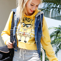 Papaya Clothing Online :: SPONGE BOB GRAPHIC TOP