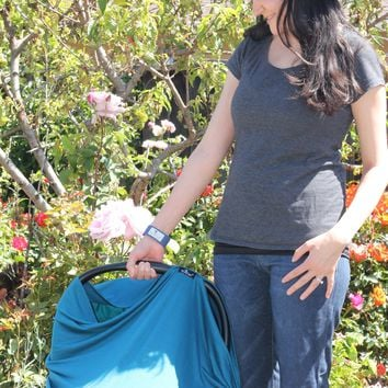 Teal - NursElet® Nursing Scarf / Cover