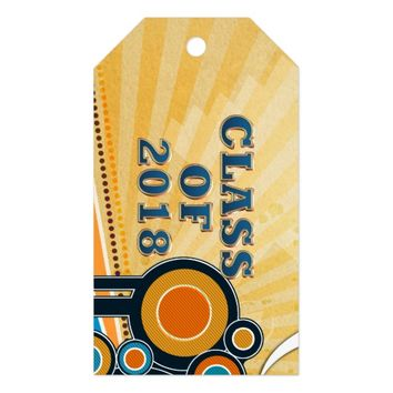 TEE Class of 2018 Gift Tags