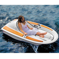 The One-Person Electric Watercraft - Hammacher Schlemmer
