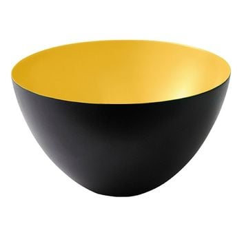 Krenit Fruit Bowl in yellow - Pop! Gift Boutique