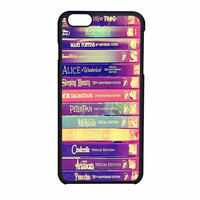 Walt Disney All Book Princess iPhone 6 Case