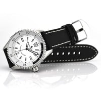 Ocean Two White - Diver Watches - Steinhartwatches