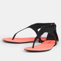 Distant Suns Colorblock Sandals - Shoes