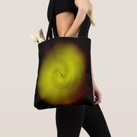 Warm Yellow to Brown Spectrum Colors Tote Bag