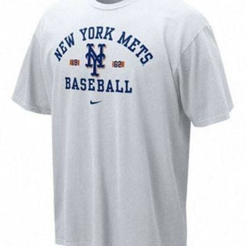 New York Mets NWT MLB safety squeeze t-shirt Nike small new with tags Baseball