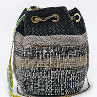 Claramonte Accessories Carpet Bosphore Bag in Black - Urban Outfitters