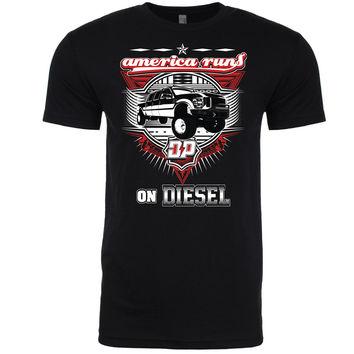 Retro America Runs on Diesel