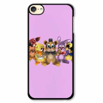 Five Nights Of Kawaii Chibi iPod Touch 6 Case