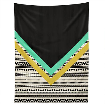 Allyson Johnson Mixed Aztec 1 Tapestry