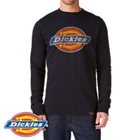 Dickies Vintage 4C  Mens  Sweatshirt - Dark Navy