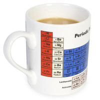 Periodic Table Mug at Firebox.com