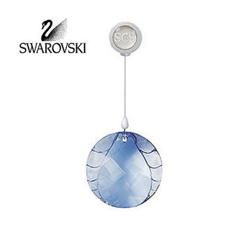 SWAROVSKI Blue Crystal 2009 SCS WATER ORNAMENT Suncatcher #905545