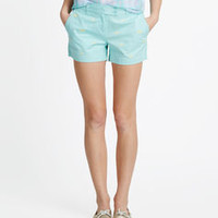 Fish Embroidered Dayboat Shorts