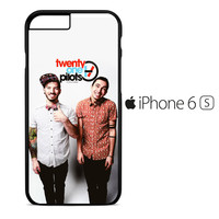 Twenty One Pilots Member iPhone 6S Case