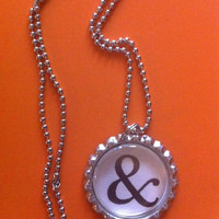 Of Mice & Men Band Bottle Cap Necklace
