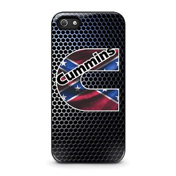 CUMMINS 2 iPhone 5 / 5S / SE Case Cover