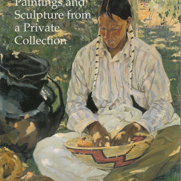 Sotheby's Taos and Western Paintings and Sculpture from a Private Collection May 27, 1999