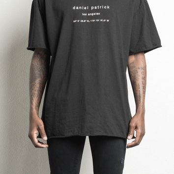 LA heavy tee / black