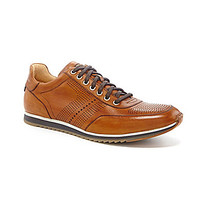 Magnanni Men's Pueblo Leather Sneakers - Cognac