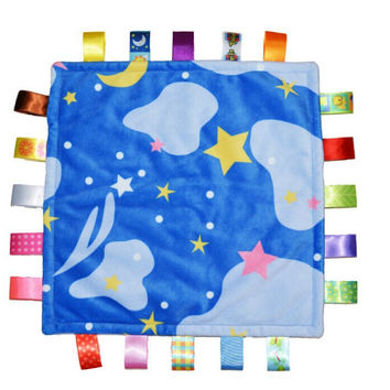 30 * 30 cm Appease Baby Towel Baby Quiet Soft Appease The Baby The Baby Feel At Ease comfortable -- BYC032 PT49