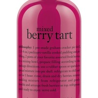 Women's philosophy 'mixed berry' shampoo, shower gel & bubble bath (Limited Edition)