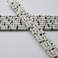 10 Paper Black Birch Bark Straws/Cake by GardeningGalAtWork
