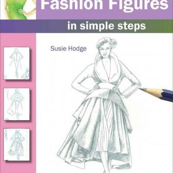 How to Draw Fashion Figures in Simple Steps (How to Draw)