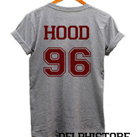 calum hood shirt 5 seconds of summer t-shirt sport grey printed unisex size (DL-67)
