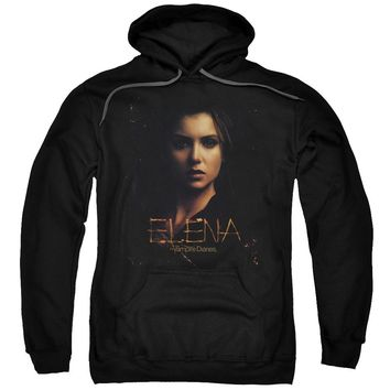 Vampire Diaries - Elena Adult Pull Over Hoodie
