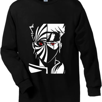 Kakashi/Obito Long sleeves shirt