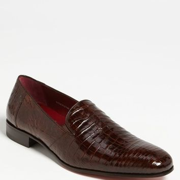 Men's Mezlan 'Calvino' Alligator Loafer