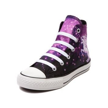 Youth/Tween Converse All Star Hi Unicorn Sneaker