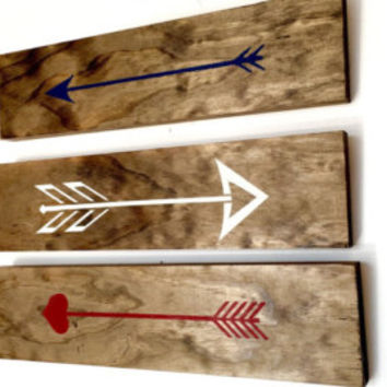 Metal Wall Arrow - Arrow Wall Decor - Arrow Decor - Metal Wall Decor - Metal Arrow - Arrow Wall Hanging