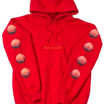 RED PLANET HOODIE FROM MARS